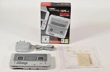 new Nintendo 3DS XL,SNES Super Nintendo Entertainment System Edition,OVP