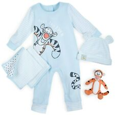 Winnie the Pooh Disney Baby Tigger Baby Gift Exclusive Set [0 - 3 Months]
