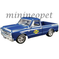 ACME A1807211 1967 CHEVROLET C-10 PICK UP TRUCK 1/18 SUNOCO SHOP TRUCK BLUE