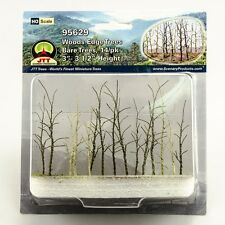 "JTT Scenery Products Bare Woods Edge Trees HO-Scale, 3"" to 3.5"", 14/pk 95629"