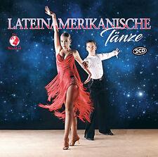 CD Lateinamerikanische Tänze von Various Artists 2CDs