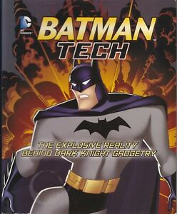 Batman Tech The Explosive Reality Behind Dark Knight Gadgetry Agnieszka Biskup
