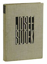 Fotografie ~ SIGNED by JOSEF SUDEK First Edition 1st Printing 1956 Photography