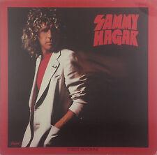 """12"""" LP - Sammy Hagar - Street Machine - k2841 - washed & cleaned"""