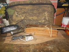 Wooden Turkey Call, Simmons 8 x 21 Binocular, New Western River Coyote Call,,