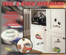Nascar Peel & Stick Appliques, Decals, Motor Sports, Anyone, General