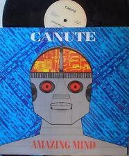 "CANUTE ~ Amazing Mind ~ 12"" Single PS"