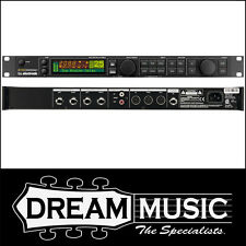 TC Electronic D-Two Multi-Tap Rhythm Delay Rack Mount Guitar Effect FX RRP$1259