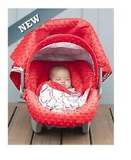 THE WHOLE CABOODLE CARSEAT CANOPY BABY CAR SEAT COVER 5 PC SET NEW ~ TYLER ~