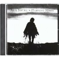 NEIL YOUNG - HARVEST MOON  CD NEW