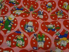 Sweet Retro CAT Themed Fabric (106cm x 50cm)