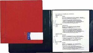 EXACOMPTA Schnellhefter Tagung 4380/03 rot