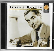 A Tribute to Irving Berlin - Various Artists - CD