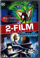 Batman Beyond: Return Of The Joker / Mystery Of Batwoman (DVD,2008)