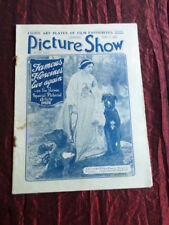 June Picture Show Weekly Magazines in English