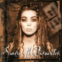 "SANDRA ""MY FAVOURITES"" 2 CD NEUWARE"