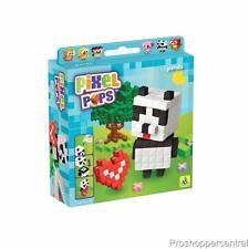 NEW The Orb Factory Pixel Pops Panda Building Kit