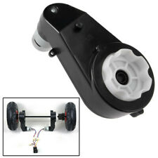 Motor Gearbox Wheel Accessory DC 12V Electric Ride on Model Car Useful