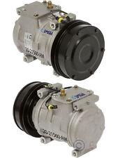 New A6 A/C Compressor Fits: Caterpillar / John Deere / Massey Ferguson w/1131250