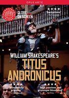 Shakespeare:Titus Andronicus [Various] [OPUS ARTE: DVD] [2015][Region 2]
