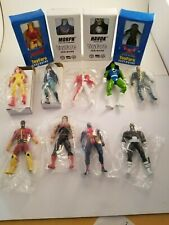 Toyfare Exclusive Mail Away Action Figures- Marvel Lot Of 13