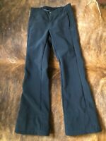 THE NORTH FACE Womens Ski Snow Pants Black Size Small Tall