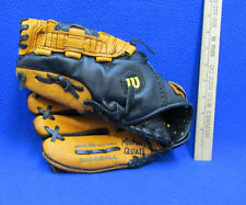 Youth Baseball Glove Mitt Wilson A350 Leather Fits Right Hand
