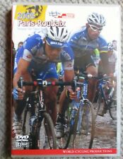 2005 Paris - Roubaix World Cycling Productions 2 DVD set Tom Boonen Very Clean