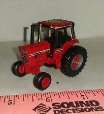 1/64 custom ERTL farm toys international ih 1486 red cab version tractor nice!