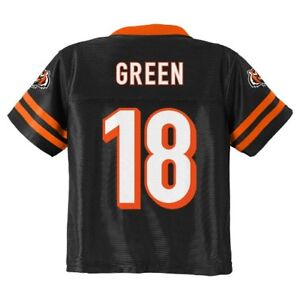 Cincinnati Bengals NFL Boys A.J. Green Jersey Size Small (6/7)  - NWT