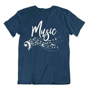 Music Notes T-Shirt Special Stylish Design Tshirt Awesome Gift