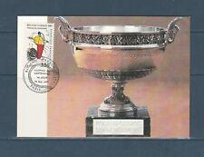 carte  1er jour sport  tennis Roland Garros   75  Paris    1991