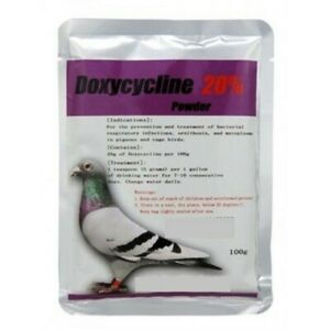 Doxyc Powder for Birds