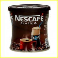 Nescafe Classic Instant Caffè Caldo o Freddo Greche Frappe - 1 Confezione di 50g