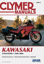 CLYMER REPAIR MANUAL Fits: Kawasaki ZG1000 Concours