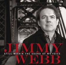 JIMMY WEBB - Still Within The Sound Of My Voice - CD ALBUM // Neu & OVP