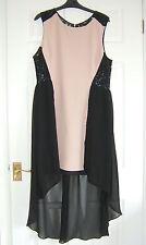 New Look Scoop Neck Maxi Sleeveless Dresses for Women