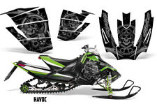 Arctic Cat Sno Pro Race Sled Wrap Snowmobile Decal Graphic Kit 2008-2011 HAVOC S