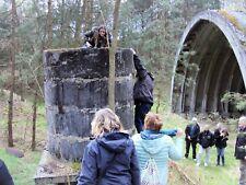 Survival, Survivaltour, Teambuilding / Teamevent im Bunker Junggesellenabschied