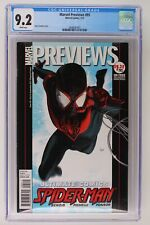 Marvel Previews #95 - Marvel 2011 CGC 9.2