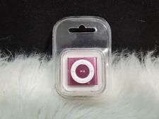 Apple iPod Shuffle (4th Generation) 2GB Pink A1373 (Factory Sealed)
