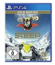 Steep - [Gold Edition] - [Playstation 4] von Ubisoft | Game | Zustand sehr gut