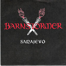BARNSTORMER - SARAJEVO EP PUNK ATTILA THE STOCKBROCKER STAGE BOTTLES OI POLLOI