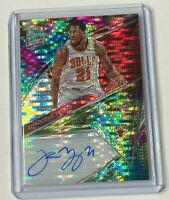 2019-20 Panini Spectra THADDEUS YOUNG autograph #29/60 celestial in the zone