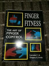 Finger Fitness Complete Hand Workout - Book