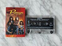 Ransom Self Titled CASSETTE Tape Original 1991 Intense FLC9221 RARE! OOP!