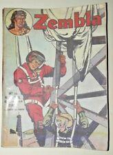 ZEMBLA N° 10   lug 10/04/1964 gengis khan MAC Fury ROBERT HERBIN SAINT ETIENNE