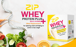 Weight Loss ZIP WHEY Protein Plus Body Building Diet Meal