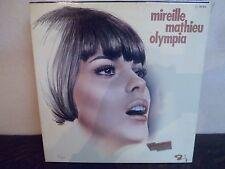 "LP 12"" MIREILLE MATHIEU - Olympia - LANGUETTE - EX+/MINT - NEUF - BARCLAY 80414"