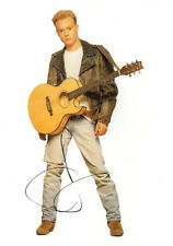 JASON DONOVAN - Signed 12x8 Photograph - MUSIC - SINGER
